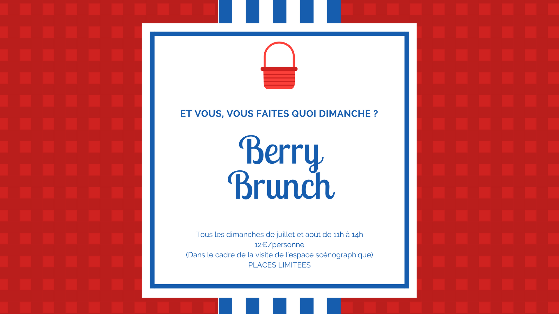 Berry Brunch à la Maison des Sancerre